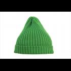 Шапка ярко-зеленая