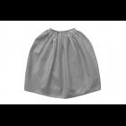 Длинная юбка серая