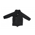 Ассиметричная куртка на молнии с карманами