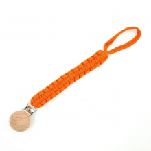 Плетеный держатель, Ярко-оранжевый