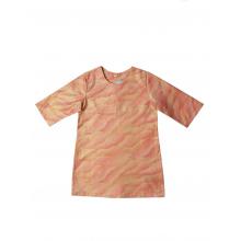 Домашнее платье Намико розовое