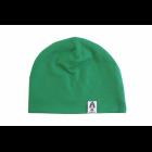Шапка зеленая хлопок