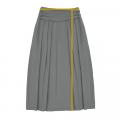 Взрослая юбка лавандовая