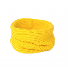 Снуд желтый